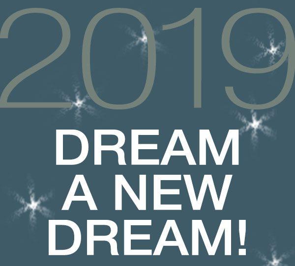 2019 Dream A New Dream