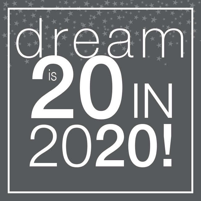 Dream is 20 in 2020!