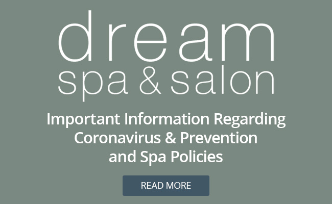 Important Information Regarding Coronavirus & Prevention and Spa Policies